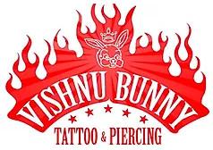 Vishnu Bunny Logo