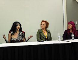 Women Creators Panel 2018