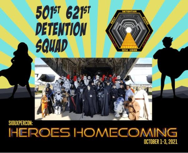 501st 621st Detention Squad