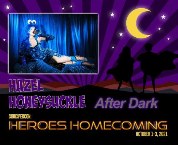 After Dark Hazel Honeysuckle