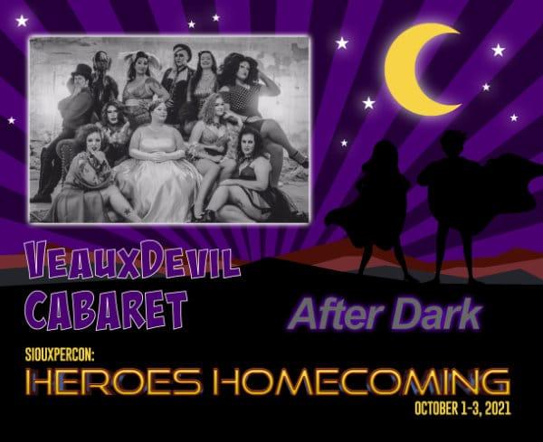 After Dark VeauxDevil Cabaret