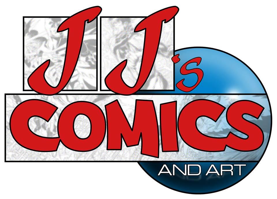 JJ's Comic Art Logo