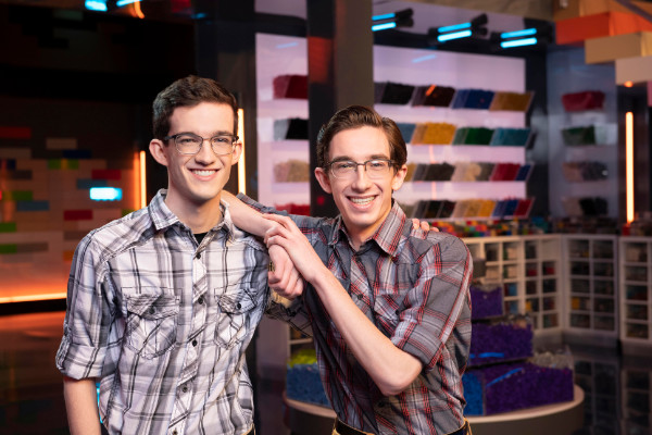 Jacob and Caleb Schilling