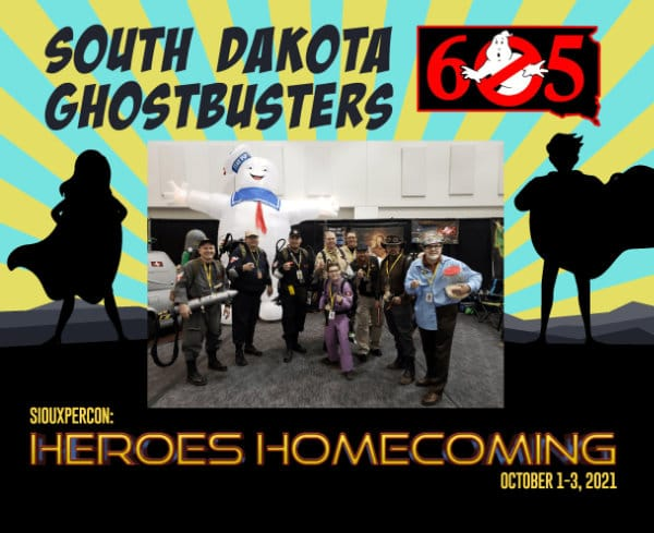 South Dakota Ghostbusters