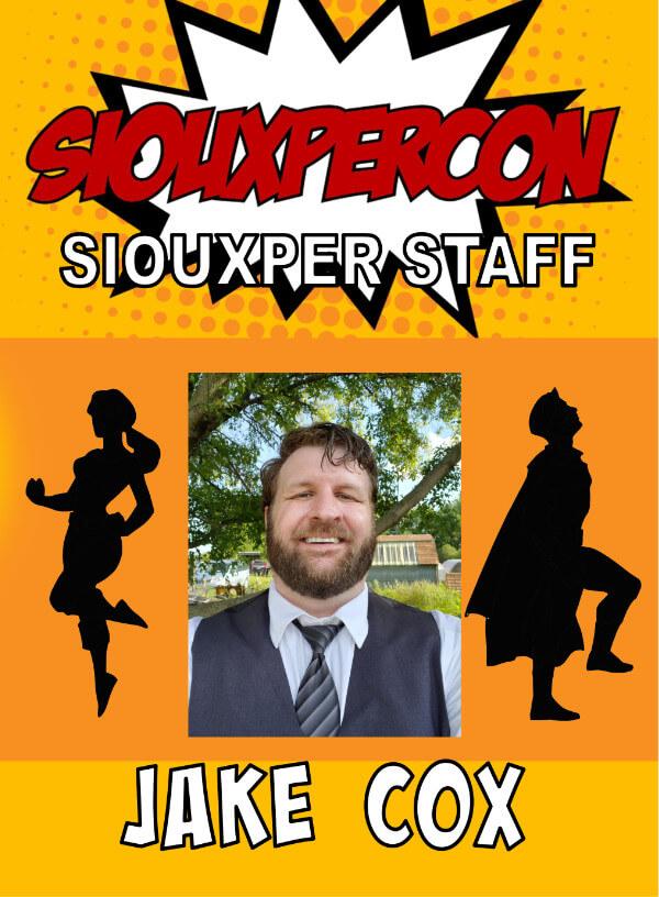 Staff Jake Cox
