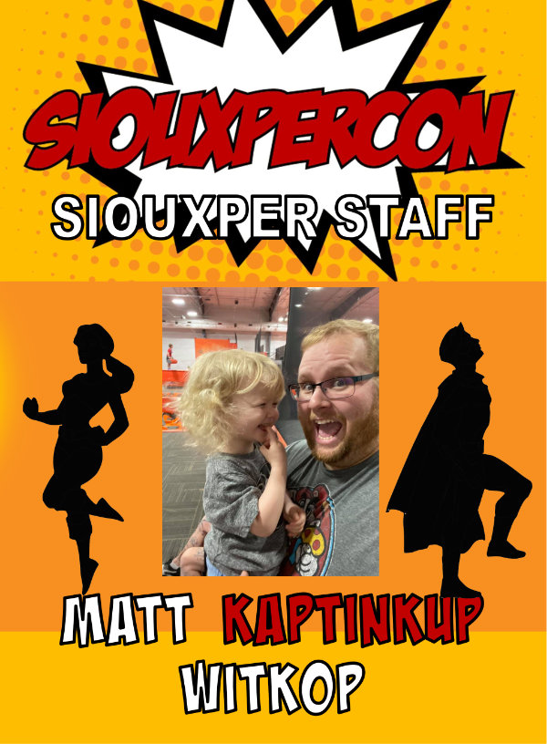 Staff Matt Witkop