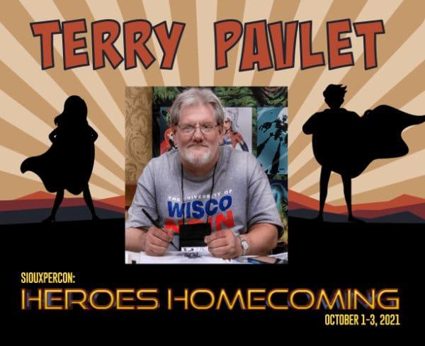 Terry Pavlet