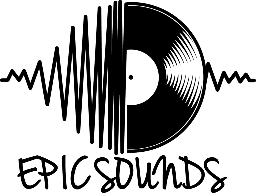 Epic Sounds by CJ Logo