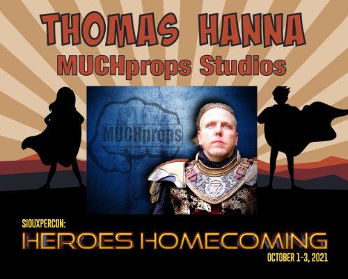 Guest Thomas Hanna