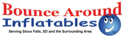 Bounce Around Inflatables logo