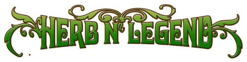 Herb n Legend Logo