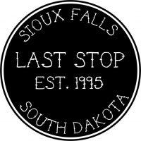 Last Stop Square Logo
