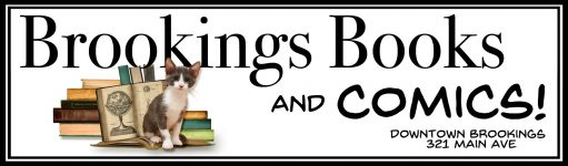 Brookings Books & Comics